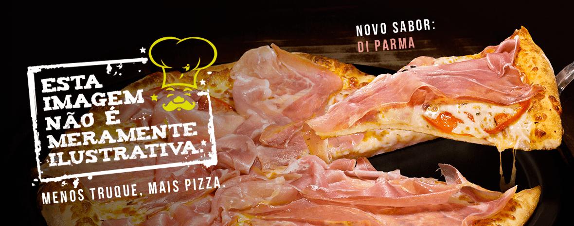 Novo sabor: Di Parma