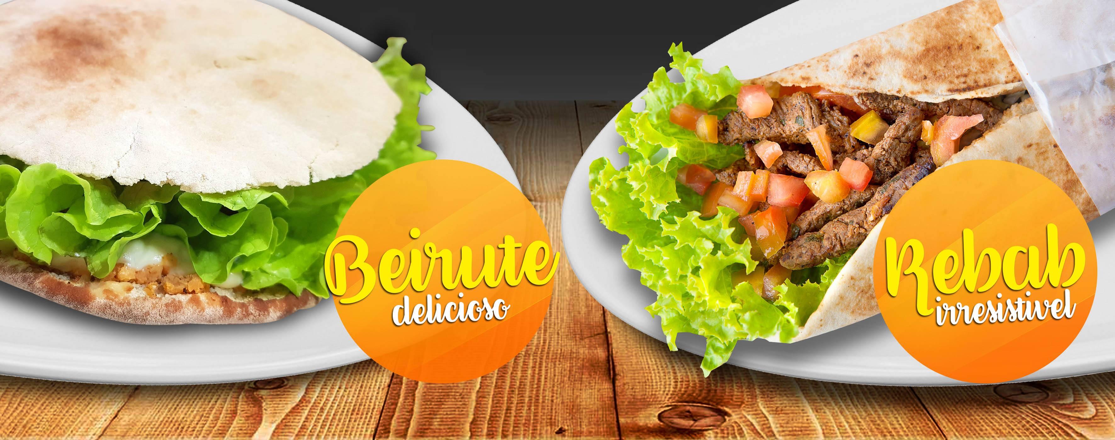 Beirute e Kebab