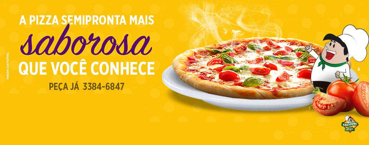 Pizza Semi-Prontas