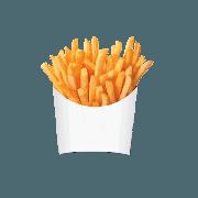 Porções: Batata Frita - Média (Ingredientes: Serve 1 Pessoa)