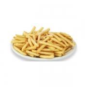 Porções: Batata Frita 400g - Petisco (Ingredientes: Batata palito frita em óleo)