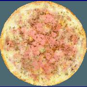 Salgadas: Presunto - Pizza Broto (Ingredientes: Mussarela, Presunto)