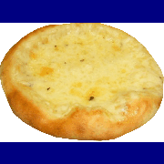 Esfiha: Queijo - Esfiha (Ingredientes: Mussarela)