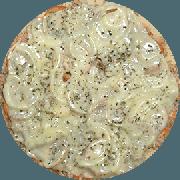 Tradicionais: Atum - Pizza Grande (Ingredientes: Cebola, Atum, Molho, Orégano)