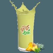 Suco 500ml: Suco de Abacaxi com Hortelã 500ml - Suco da Fruta