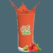 Suco 500ml: Suco de Morango 500ml - Suco da Fruta