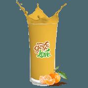 Suco 400ml: Suco de Tangerina 400ml - Feito da polpa de Fruta