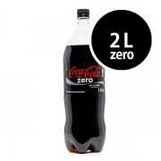 Refrigerante: Coca-Cola Zero 2L - Refrigerante Cola