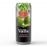 Suco: Del Valle Goiaba Lata 290ml - Suco sabor Goiaba