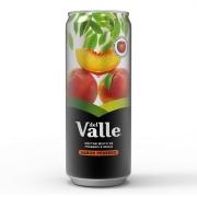 Suco: Del Valle Pêssego Lata 290ml - Suco sabor Pêssego