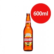 Cerveja: Brahma 600ml - Cerveja