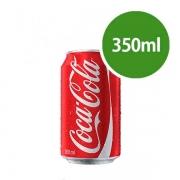 Refrigerantes: Coca-Cola Lata 350ml - Refrigerante de Cola