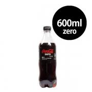 Refrigerante: Coca-Cola Zero 600ml - Refrigerante Cola