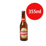Cerveja: Brahma 355ml - Cerveja Long Neck