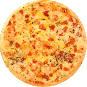 Tradicionais: Alho e Óleo - Pizza Grande (Ingredientes: Molho de Tomate, Óleo, Orégano, Pasta de Alho)