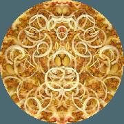 Especiais: Atum - Pizza Grande (Ingredientes: Atum, Cebola, Molho de Tomate, Mussarela, Orégano, Tomate Fatiado)