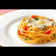 Massas: Talharim - Pequena 600g (Ingredientes: Massa caseira italiana, Receita especial bel mangio)