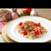 Massas: Talharim Integral - Pequena 600g (Ingredientes: Receita especial bel mangio, Massa caseira italiana integral)