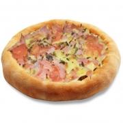 Salgadas: Pizza - Esfiha (Ingredientes: Pizza)
