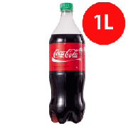 Refrigerante: Coca-Cola 1L - Refrigerante Cola