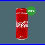 Refrigerante Lata: Coca Cola 310ml - Coca Cola 310ml