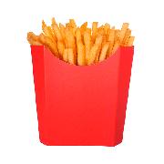 Porção: Fritas - 200g