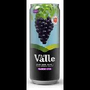 Suco: Del Valle Uva Lata 290ml - Suco saborUva