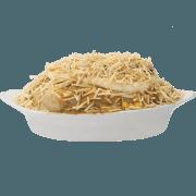 Tradicional: Atum Grande (01) - Batata Grande (Ingredientes: Atum Ralado)
