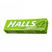 Doce: Halls Uva verde - Bala Halls Uva verde