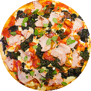 Tradicionais: Alho e Óleo - Pizza Grande (Ingredientes: Molho, Orégano, Mussarela, Alho e óleo)