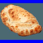 Calzone: Atum - Calzone Médio (Ingredientes: Atum, Azeitona, Catupiry, Mussarela)