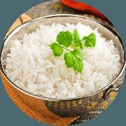Guarnições: Arroz Branco - Porção (Ingredientes: Arroz Branco)