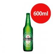 Cerveja: Heineken 600ml - Cerveja
