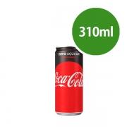 Refrigerante: Coca-Cola Zero Lata 310ml - Refrigerante Cola