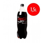 Refrigerante: Coca-Cola Zero 1,5L - Coca-Cola Zero 1,5L