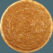 Doces: Doce de Leite - Pizza Grande (Ingredientes: Doce de Leite, Mussarela)