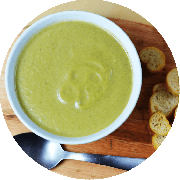 Sopa: Sopa Detox. 500ml - Sopa (Ingredientes: abobrinha, brocolis, Couve Manteiga)