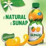 Suco: Suco Laranja Sunap - Suco Natural de Laranja