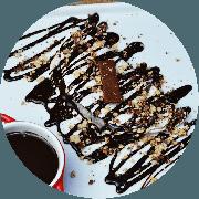 Sobremesas: Mini Tapioca de Chocolate - Sabor chocolate