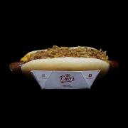American HotDogs: The Cheddar Dog - Beef (Ingredientes: Cheddar Cremoso TD
