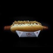 American HotDogs: The Cheff Dog - Beef (Ingredientes: Crispy Onion, Maionese Temperada TD