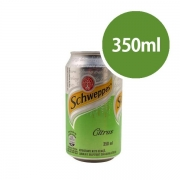 Refrigerante: Shweppes Citrus 350ml - Refrigerante Citrus