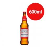 Cerveja: Budweiser 600ml - Cerveja