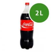 Refrigerante: Coca-Cola 2L - Refrigerante Cola