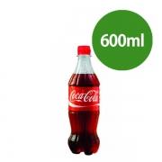 Refrigerante: Coca-Cola 600ml - Refrigerante Cola