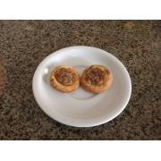 Coffee Break: Mini de carne 25 unidades - Mini esfiha