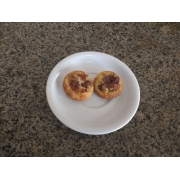 Coffee Break: Mini de bacon 25 unidades - Mini esfiha