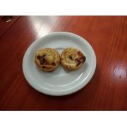 Coffee Break: Mini esfiha de banana com canela - Mini esfiha