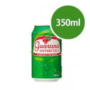 Refrigerante Lata: Guaraná Antárctica 350ml - Refrigerante de Guaraná
