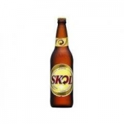 Cervejas: Skol 600ml - Cerveja Skol 600ml